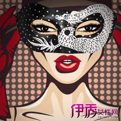 【万圣节创意手绘面具】【图】万圣节创意手绘面具