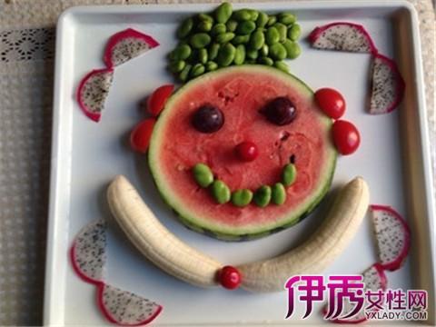 【图】万圣节水果拼盘图片大全 水果拼盘五大步骤
