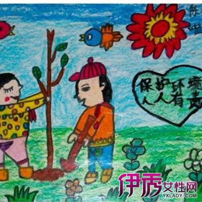 【保护环境的绘画图片】【图】保护环境的绘画图片
