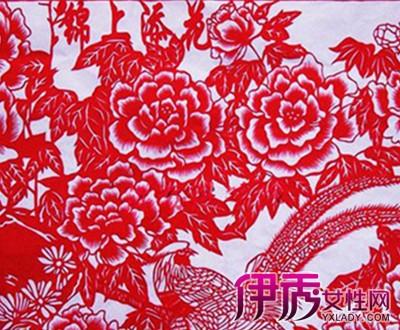 各式的花的剪纸大全 简单7步轻松完成
