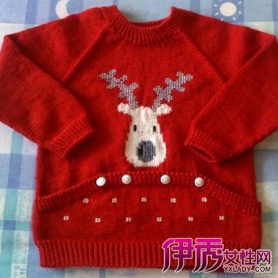 【毛线编织宝宝毛衣】【图】如何用毛线编织宝宝毛衣