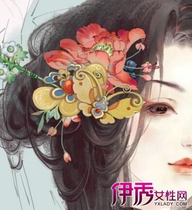 【图】古风人物手绘妖孽女作品欣赏 4个技巧打造古韵意境