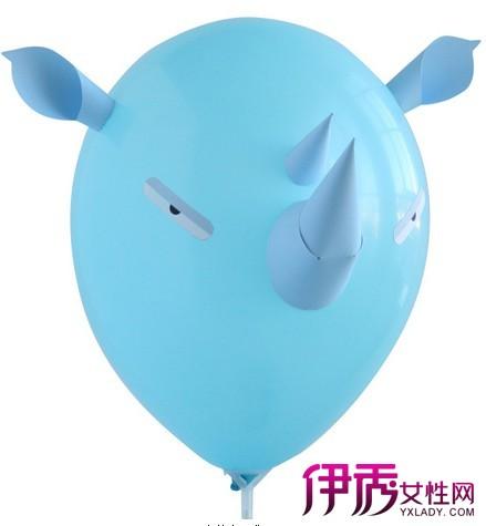 【图】气球动物 制作气球小狗7个简单小步骤