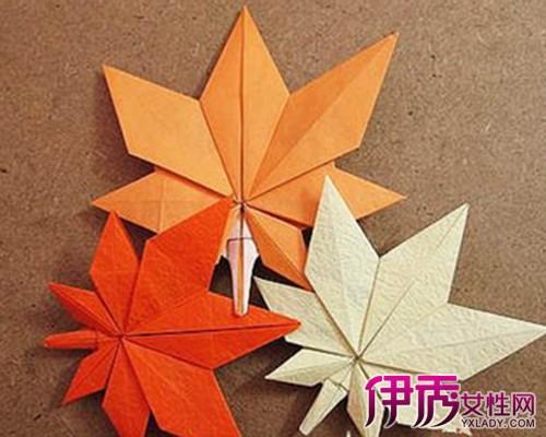 【图】枫叶折纸图片欣赏 为你介绍折纸的方法及技巧
