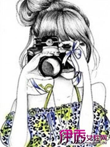 【图】手绘卡通萌女生头像大全 手绘的设计表现分析