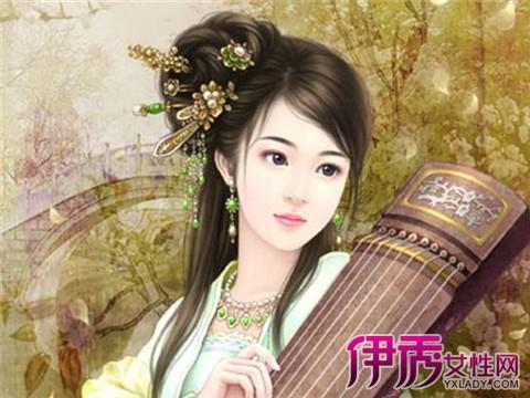 【图】手绘古装宫廷公主图片大全 手绘的现状大揭秘