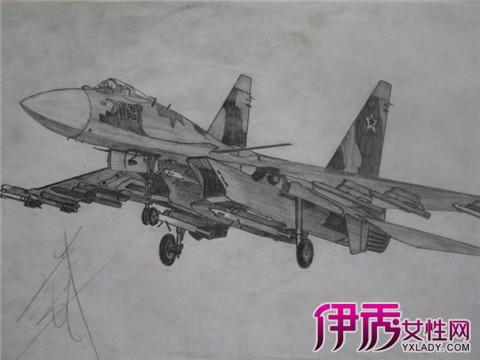 【图】手绘飞机图片大全 手绘的艺术价值大剖析