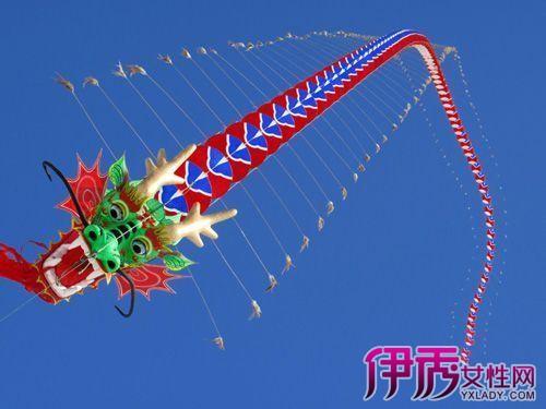 改进墨翟的风筝材质,更而演进成为今日多线风筝