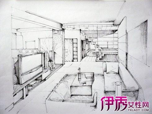 【图】室内组合手绘介绍 小技巧不得不知