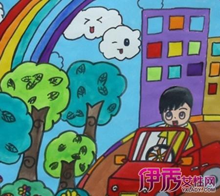 【中国梦主题绘画作品】【图】中