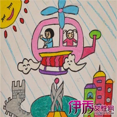 【图】欣赏北京幼儿绘画作品展 2个方面教你如何指导孩子