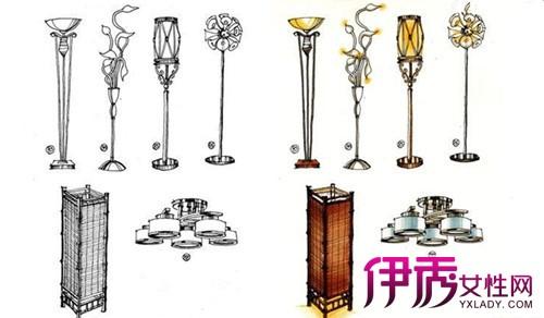 【创意灯具设计手绘图】【图】最新创意灯具设计手绘