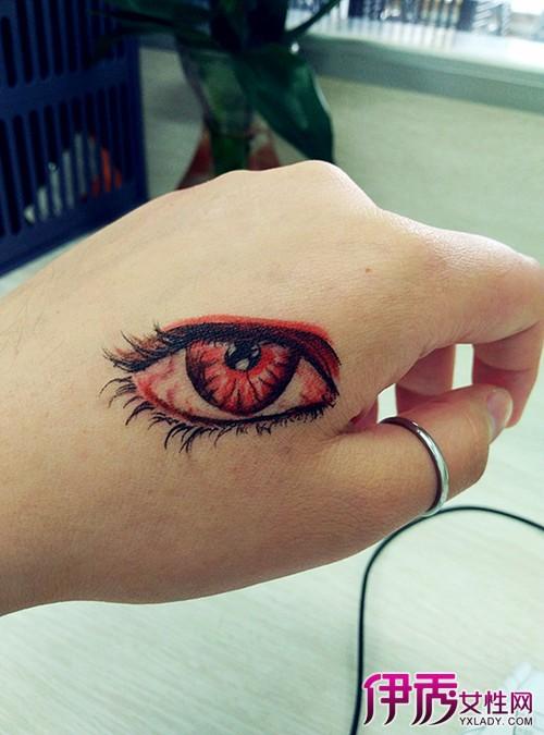 简单手绘纹身学生分享展示图片