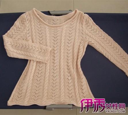 【图】最简单毛衣花样图解