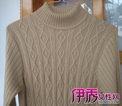 【男式毛衣编织花样】【图】男式毛衣编织花样方法