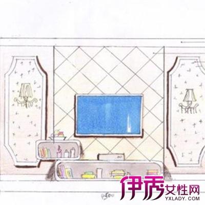 【室内设计立面图手绘】【图】好看的室内设计立面图