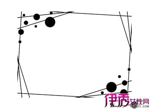 手抄报边框简笔画手绘_淡雅古风边框素材图片