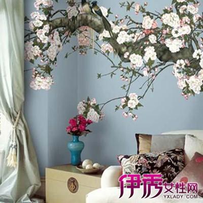 【图】国外创意手绘墙画展示 让你的家独具一格