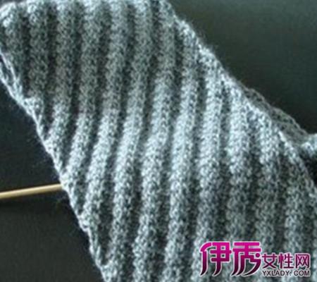 【图】围巾织法教程图片大全 教你如何轻松编织围巾