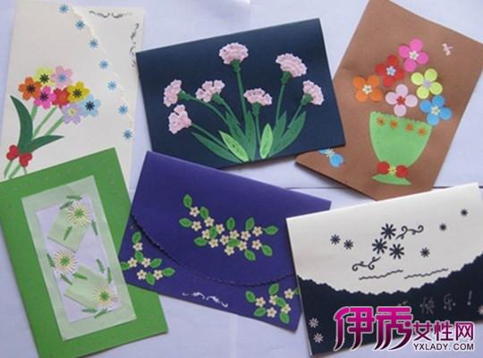【图】幼儿园感恩卡片图片大全 图解如何制作感恩节卡片