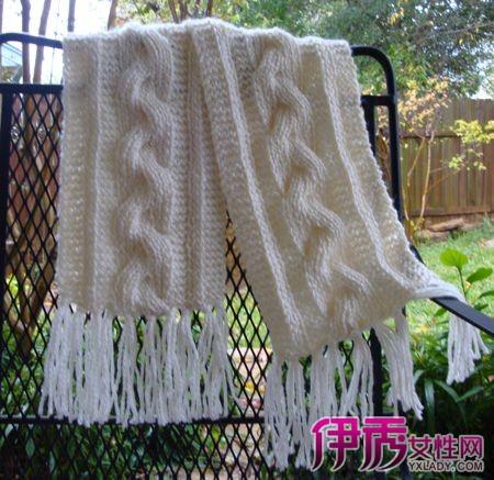 【图】围巾收尾织法是什么? 仅五步教会你织围脖