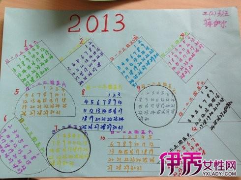 【一年級數學創意畫】【圖】一年級數學創意畫有哪些