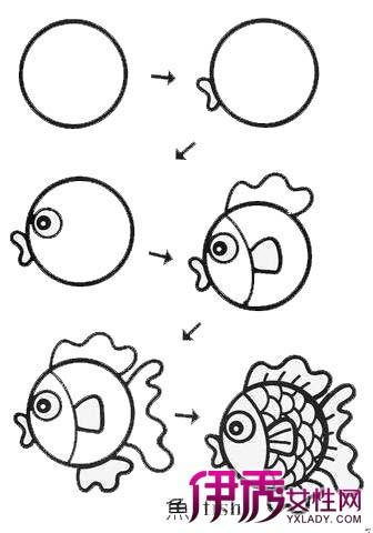 最简单的简笔画-最最最最简单画小公主|简单又好看的简笔画|超级简单
