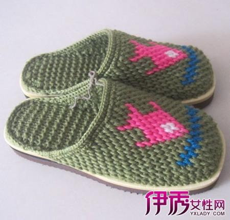 【图】勾鞋子的图案图解 教你如何手工制作毛线鞋