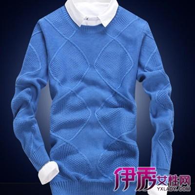 【图】教你编织男士手工毛衣花样 简单方法给家人送来温暖
