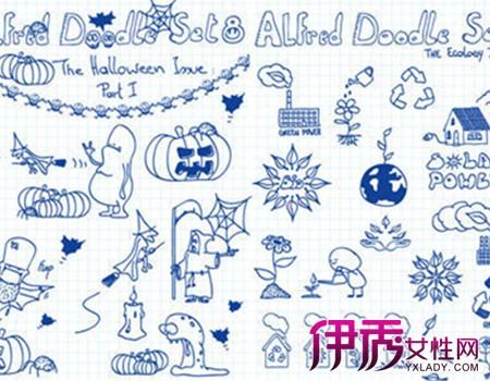 【简单日记手绘小插画】【图】简单日记手绘小插画