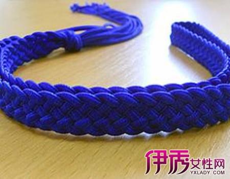 【图】分享编脚链的方法图解 手把手教你学编织