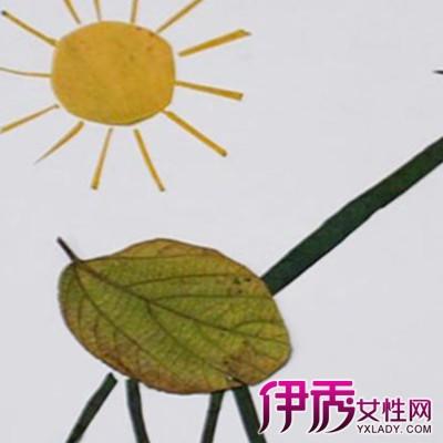 树叶手工制作大全图片展示 简单教你制作手工制品