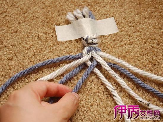 绳编动物图解教程