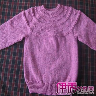 宝宝毛衣编织方法并不难