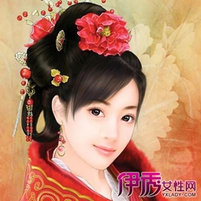【手绘古代新娘图片】【图】手绘古代新娘图片欣赏