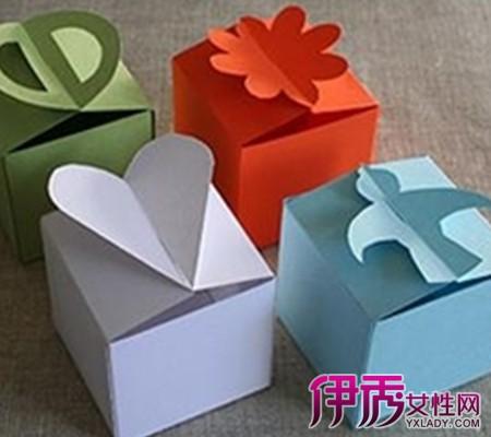 子呢 揭秘简单手工折纸纸盒的做法