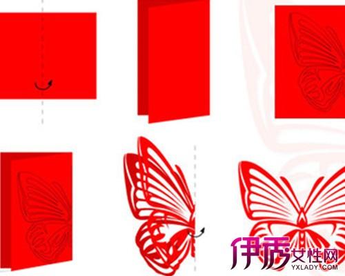 【蝴蝶手工剪纸】【图】蝴蝶手工剪纸图案欣赏