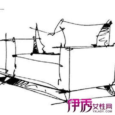 【图】展示手绘沙发单体图片 手绘的几个艺术价值介绍