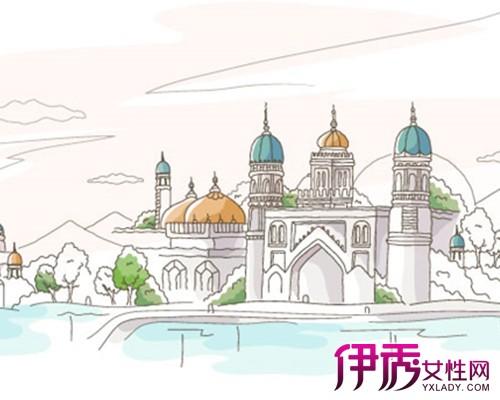 【图】手绘风景插画图片欣赏 为你介绍插画的涵义及应用领域