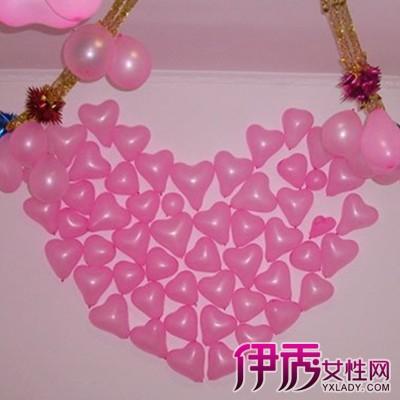【图】新娘房间布置图片气球装饰欣赏 教您如何制作