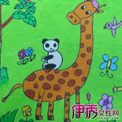 【图】欣赏儿童绘画图片大全动物图片 几个必须知道的理论基础