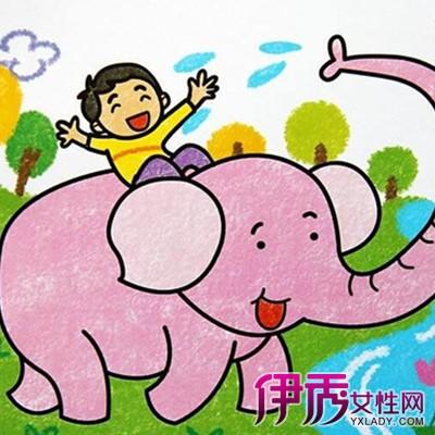 【儿童绘画图片大全动物】【图】欣赏儿童绘画图片