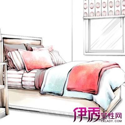 展示床手绘效果图 手绘之前必不可少的工具有哪些