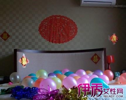 【图】欣赏新娘房气球布置图片 教你怎么用气球布置新房