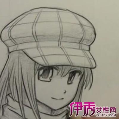 【图】帽子绘画的图片大全 素描理解多少就能表现多少