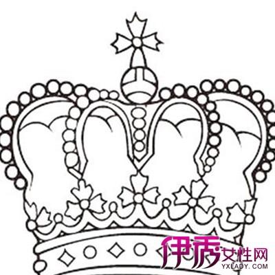【图】欣赏手绘皇冠简笔画图片 手绘之前必须准备好的工具有哪些