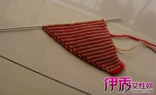 【大人毛线鞋编织图解】【图】大人毛线鞋编织图解