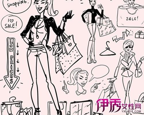 【图】手绘时装人物插画图片鉴赏 介绍插画的由来及应用范围