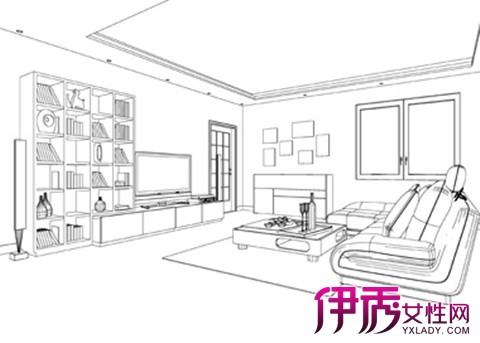 【室内空间手绘图】【图】赏析室内空间手绘图