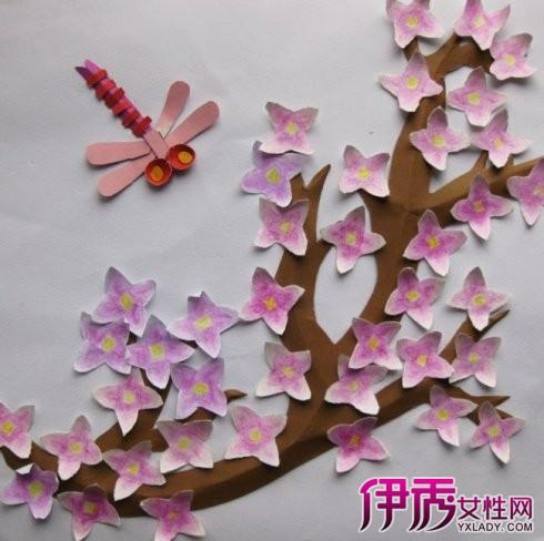 展示纸浮雕花卉作品图片 为你介绍纸浮雕的2大特点